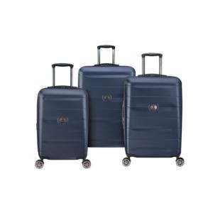Comete 2.0 Anthracite Nested Luggage Set of 3