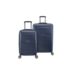 Comete 2.0 Anthracite Nested Luggage Set of 2
