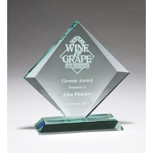Flame Series Jade Glass Award
