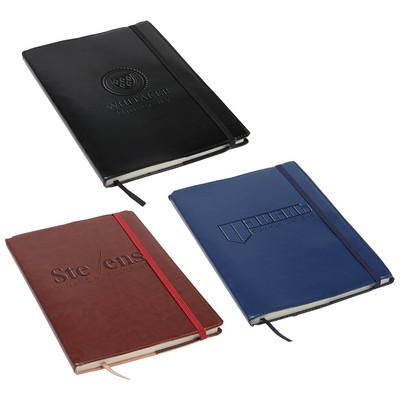 Conclave Refillable Leatherette Journal